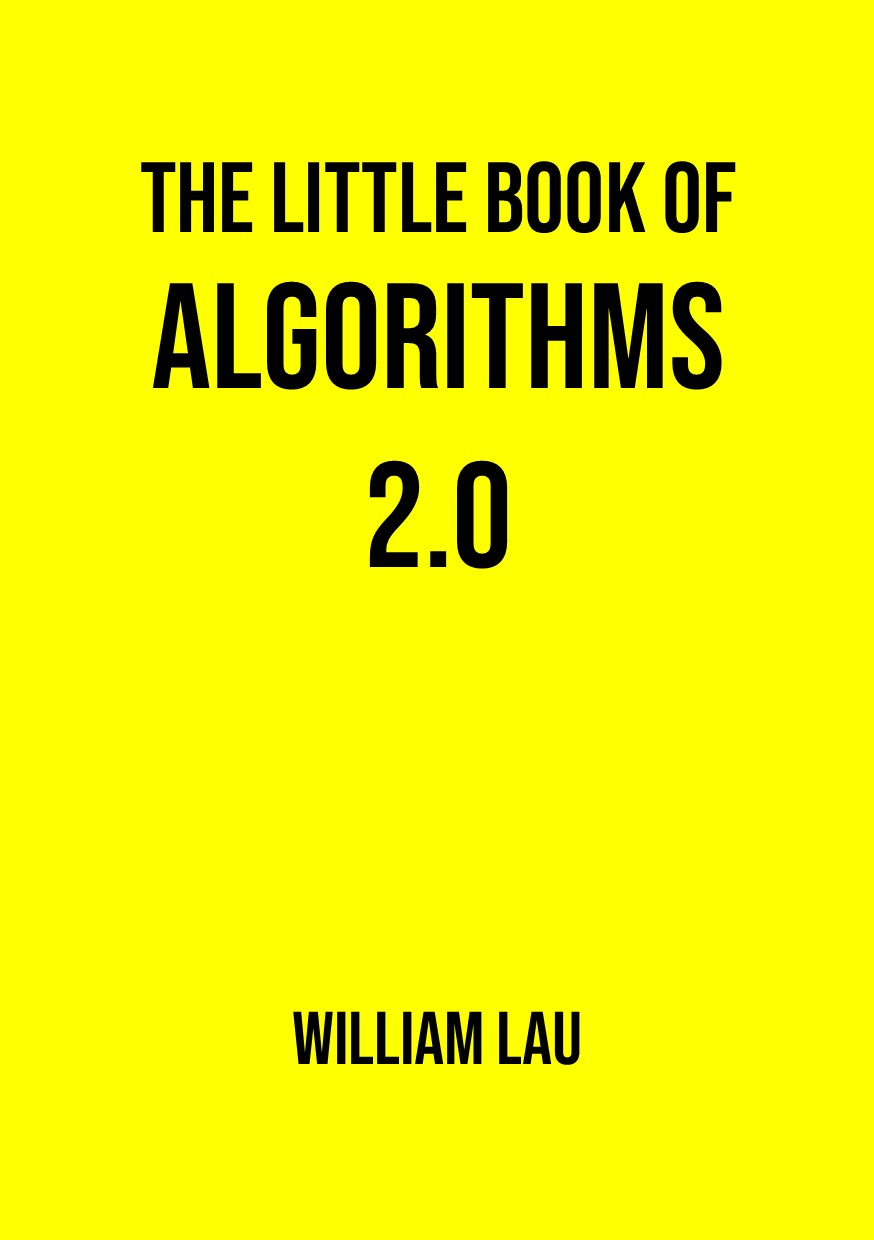 The Little Book of Algorithms 2.0